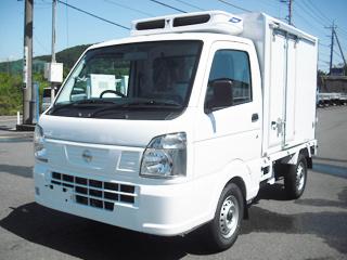 サーマルマスター製 冷蔵冷凍車 強中温 低温